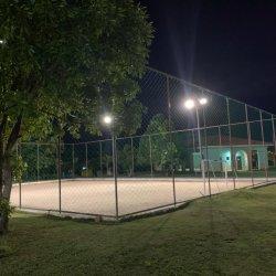 Nightime court
